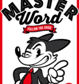 Scorpion Masqué Précommande: Master Word (EN) Sept 2020