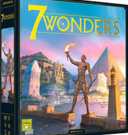 Repos Production Précommande: 7 Wonders: New  Edition (EN) Sept 2020
