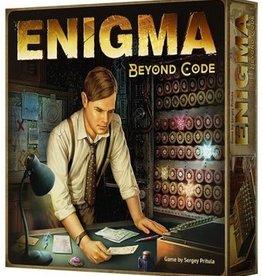 Crowd Games Précommande: Enigma: Beyond Code (EN) Sept 2020