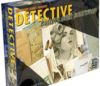 Detective: City Of Angels: Ext.  Bullets Over Hollywood (EN)