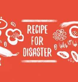 Précommande: Recipe For Disaster (EN) Nov 2020