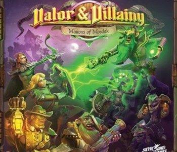 Valor And Villainy: Minions Of Mordak (EN)