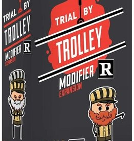 Skybound Précommande: Trial By Trolley: Ext. R-Rated Modifier (EN) Nov 2020