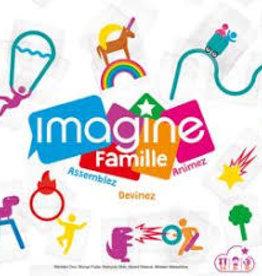 Cocktail Games Précommande: Imagine: Famille (FR) Q1 2021