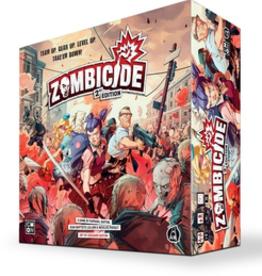 Edge Entertainment Zombicide:  2EME Édition (FR)
