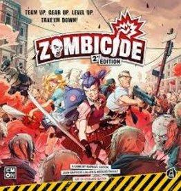CMON Limited Précommande: Zombicide:  2nd Edition (EN) Q1 2021