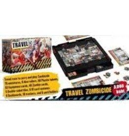 CMON Limited Précommande: Zombicide: 2nd Edition: Ext. Travel Edition (EN) Q1 2021