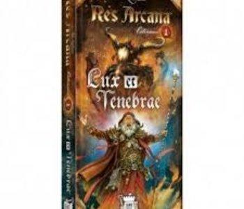 Res Arcana: Ext. Lux & Tenebrae (EN) (Commande Spéciale)