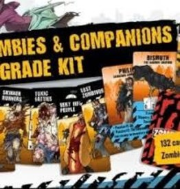 CMON Limited Précommande: Zombicide: 2nd Edition: Zombies & Companions Upgrade Kit (EN) Q2 2021