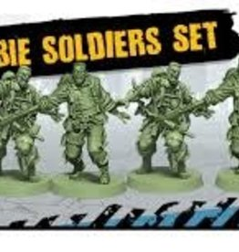 CMON Limited Précommande: Zombicide: 2nd Edition: Zombie Soldiers Set (EN) Q2 2021