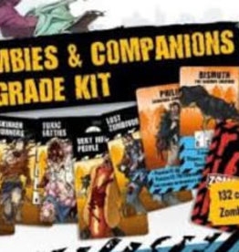 CMON Limited Précommande: Zombicide: 2nd Edition: Kit De Mise À Jour  Zombies/Compagnon (FR) Q1 2021