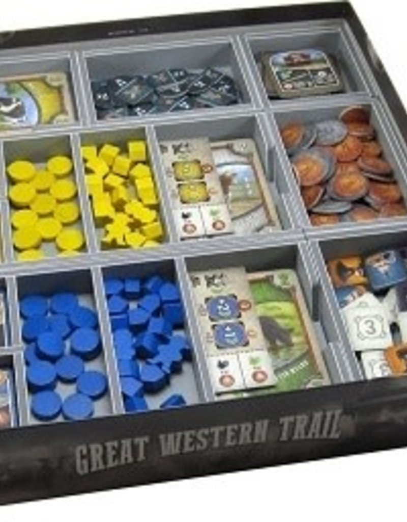 Folded Space Folded Space: Great Western Trail