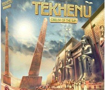 Tekhenu: Obelisk Of The Sun (EN)