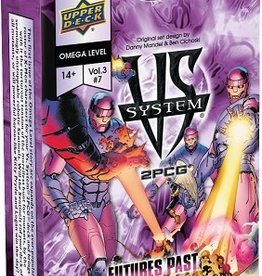 Upper Deck VS System 2PCG: Marvel: Futures Past (EN)