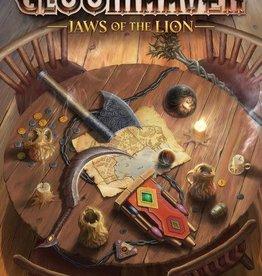 Cephalofair Games Gloomhaven: Jaws Of The Lion (EN) (boite défoncé)