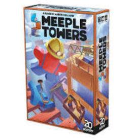 Wizkids Meeple Towers (EN) (boite endommagée)