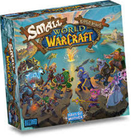 Days of Wonder Précommande: Small World Of Warcraft (FR) 18 octobre 2020