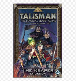 Fantasy Flight Games Précommande: Talisman: Ext. The Reaper (FR) Q4 2020