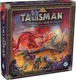 Fantasy Flight Games Précommande: Talisman 4e Édition (FR) Q4 2020