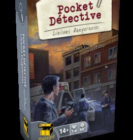 Matagot Précommande: Pocket Détective: Liaisons Dangereuses (FR) Q4 2020