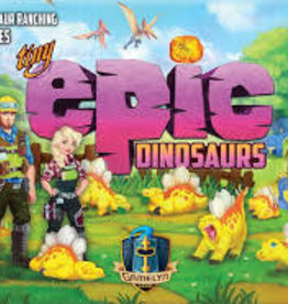 Gamelyn Games Tiny Epic: Dinosaurs (EN)
