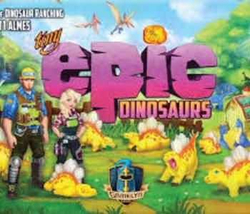 Tiny Epic: Dinosaurs (EN)