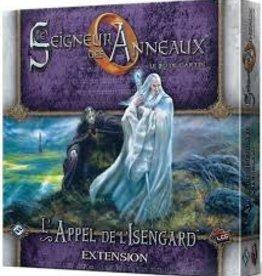 Fantasy Flight Games Seigneur des Anneaux JCE: Ext. L'Appel De L'Isengard (FR)