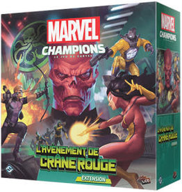 Fantasy Flight Games Marvel Champions: Le Jeu De Cartes: Ext. L'avènement de Crâne Rouge (FR)