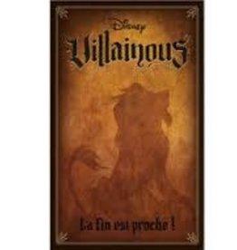 Ravensburger Disney Villainous: La Fin Est Proche (FR)