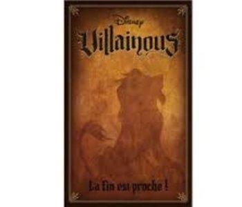 Disney Villainous: La Fin Est Proche (FR)