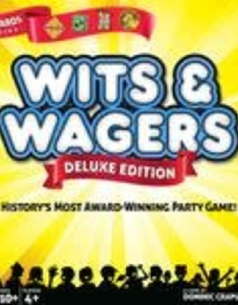 North Star Games Wits & Wagers: Deluxe Edition (EN)