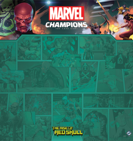 Fantasy Flight Games Marvel Champions LCG: The Rise Of Red Skull: Game Mat (EN)