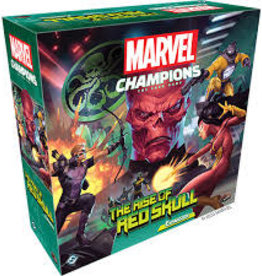 Fantasy Flight Games Marvel Champions LCG: Ext. The Rise Of Red Skull (EN)