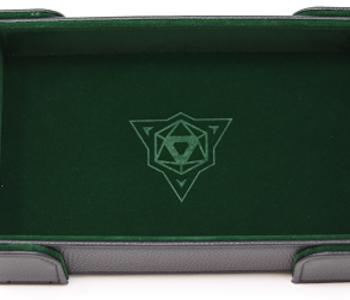 Die Hard Dice: Tray Rectangle Magnetique: Vert