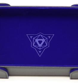 Die Hard Die Hard Dice: Tray Rectangle Magnetique: Bleu