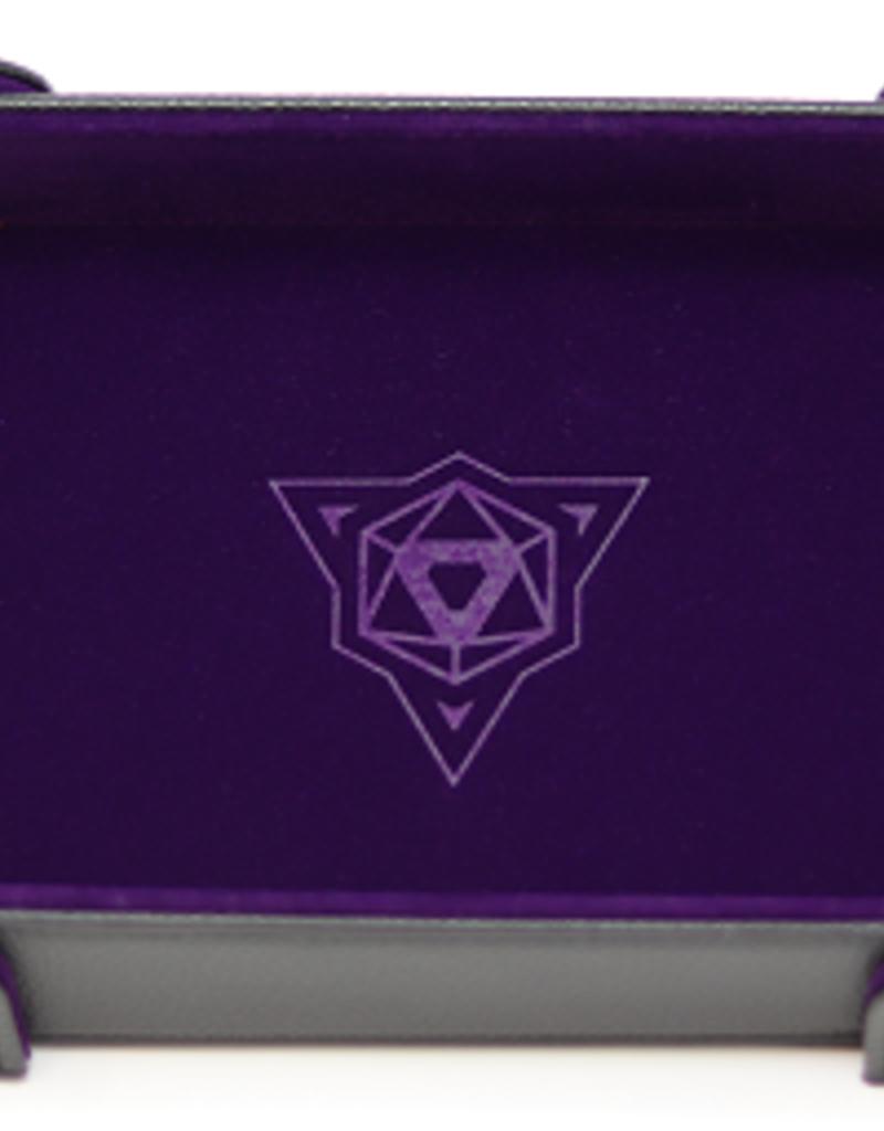 Die Hard Die Hard Dice: Tray Rectangle Magnetique: Mauve