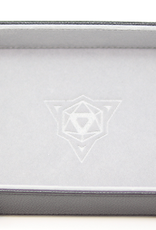 Die Hard Die Hard Dice: Tray Rectangle Magnetique: Gris