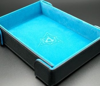 Die Hard Dice: Tray Rectangle Magnetique: Teal