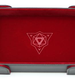 Die Hard Die Hard Dice: Tray Rectangle Magnetique: Rouge