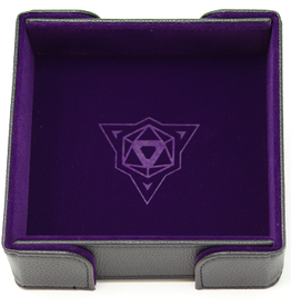 Die Hard Die Hard Dice: Tray Carré Magnetique: Mauve
