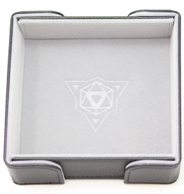 Die Hard Die Hard Dice: Tray Carré Magnetique: Gris