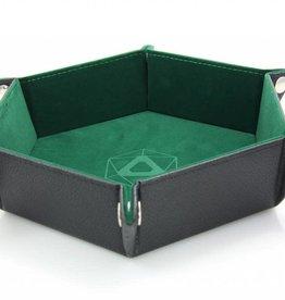 Die Hard Die Hard Dice: Tray Hexagone: Vert (Commande Spéciale)