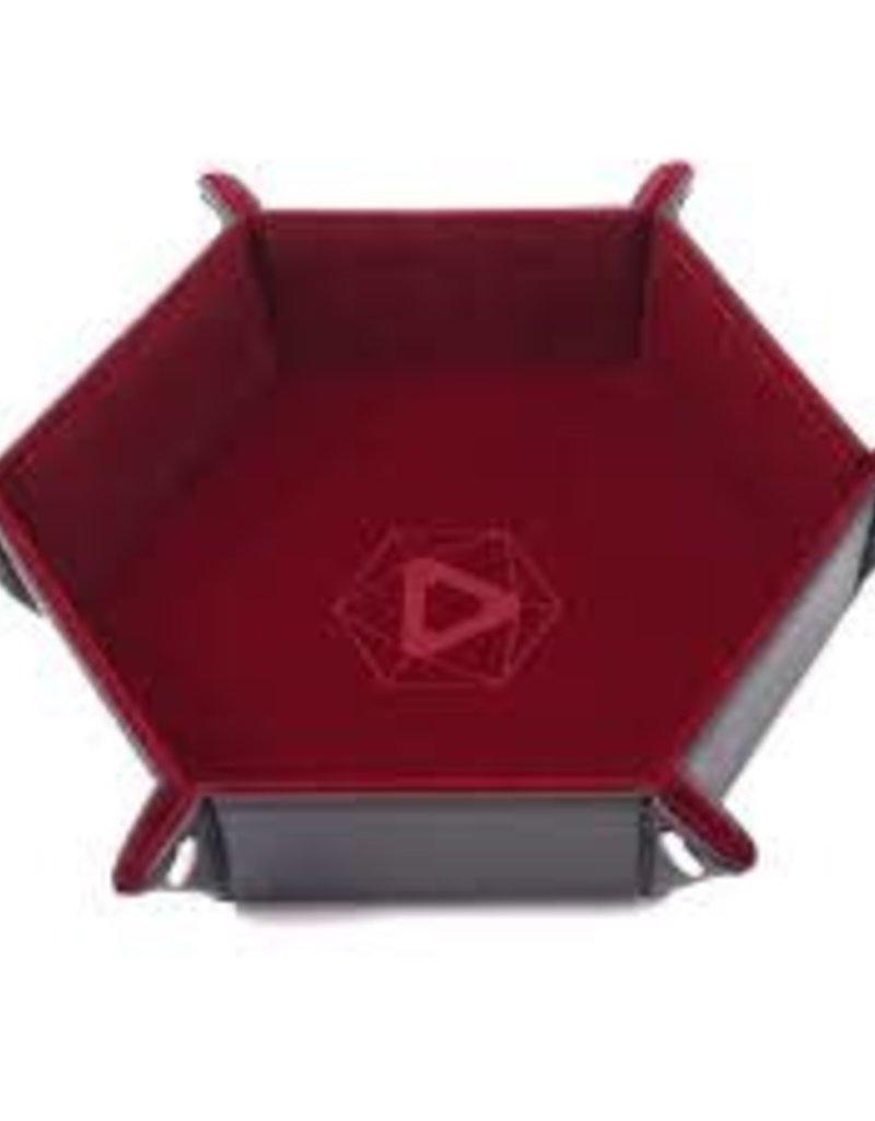 Die Hard Die Hard Dice: Tray Hexagone: Rouge