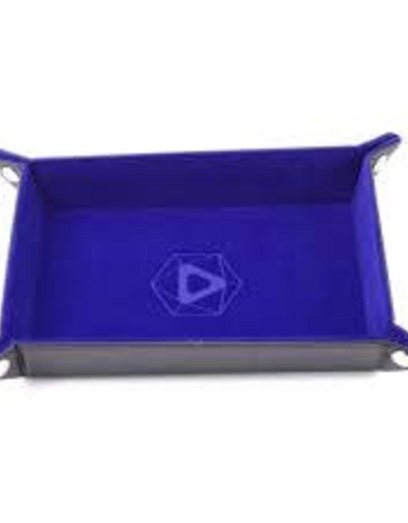 Die Hard Die Hard Dice: Tray Rectangle: Bleu (commande spéciale)