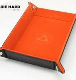 Die Hard Die Hard Dice: Tray Rectangle:  Orange