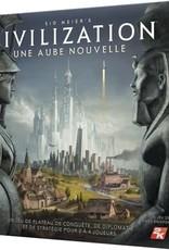 Fantasy Flight Games Civilization: Une Aube Nouvelle (FR)