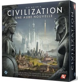 Fantasy Flight Games Civilization: Une Aube Nouvelle (FR)