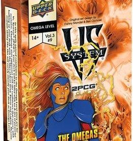 Upper Deck Précommande: VS System 2PCG: Marvel: The Omegas (EN) Oct 2020