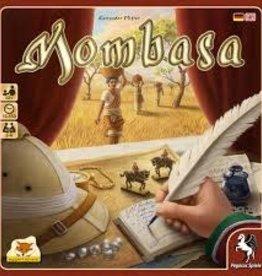 Eggertspiel Mombasa (EN) (commande Spéciale)