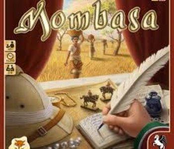 Mombasa (EN) (commande Spéciale)